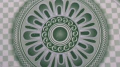 Ceramic tiles Stock Footage