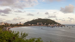 1080 - Vung Tau panorama - Timelapse Stock Footage