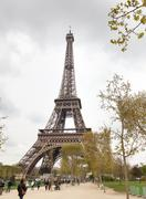 tour eiffel in paris - stock photo