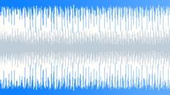 Stock Music of Light Hard Trance Loop 3