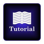 Stock Illustration of tutorial icon