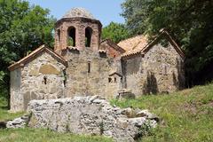 fortress gremi, georgia, europe - stock photo