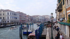 Stock Video Footage Grand Canal Stock Footage