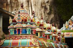 Roof structure of Batu Caves, Malaysia Kuvituskuvat
