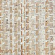 wicker texture background, traditional handicraft weave - stock photo