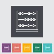 Abacus Stock Illustration