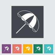 Parasol Stock Illustration