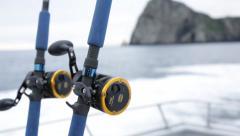 Alaska Deep Sea Fishing Stock Footage
