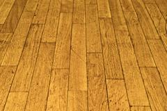Stock Photo of old parquet
