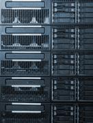 Small business server rack Kuvituskuvat