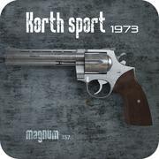 Korth Sport 1973 - 3D model