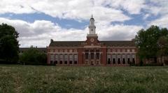 Oklahoma State University Campus Stock Footage