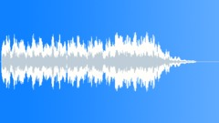 Purple blue (Stinger) - stock music