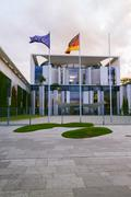 Germany, Berlin, Federal Chancellery - stock photo