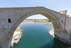 Turkey, South East Anatolia, Silvan, Malabadi bridge over Batman River Kuvituskuvat