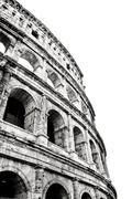 Stock Photo of coliseum, rome