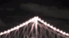Haunted bridge 4K Stock Footage