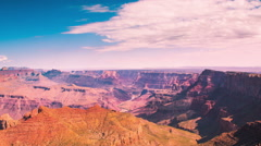 Time Lapse - Grand Canyon National Park, USA Stock Footage