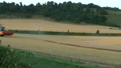 Combine Harvester, Agriculture, Farming, Harvest, Combine Harvester, Stock Footage
