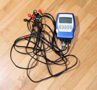 Electro stimulator Stock Photos