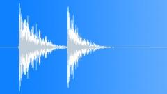 Drum Sticks Hit 12 - sound effect