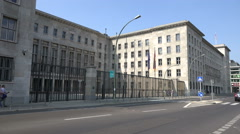 German Federal Ministry of Finance Stock Footage