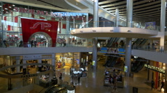 Fashion Show Mall - Las Vegas Nevada - HD 4K+ Stock Footage