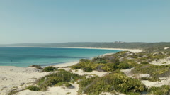 Hamelin Bay in Australia's South West Stock Footage