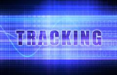 Tracking Stock Illustration