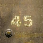 Number 45 Stock Photos