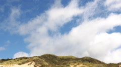 Time Lapse of Cloudscape over Pacific Coast Highway -Zoom Out- - stock footage