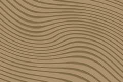 Sandy dunes Stock Illustration
