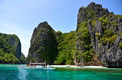 Paradise Islands Stock Photos