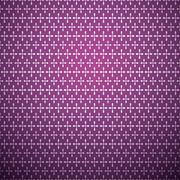 Fashionable vector seamless pattern (tiling) - stock illustration