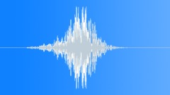 Suddenly Vanish Whoosh (Fast, Zip, Slide) - sound effect