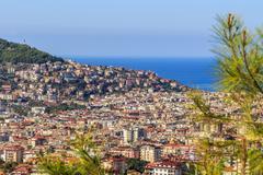 Stock Photo of City of Alanya