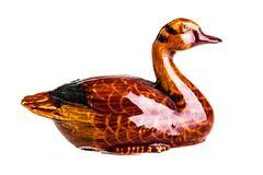 Wooden duck Stock Photos