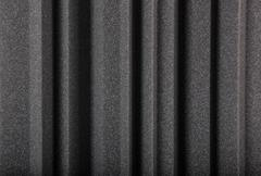 Stock Photo of macro background of acoustic foam wall
