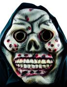 Horror ghost mask Stock Photos