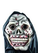 horror ghost mask - stock photo