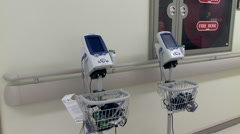 Medical Equipment Stock Footage