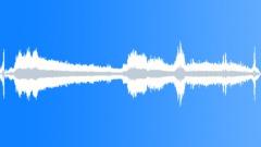 SFX - Metro train inside Sound Effect