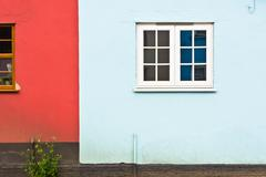 neighbors - stock photo