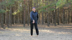 Rem Plugatar.Master of wushu,wu hsing (five elements)from Ukraine Stock Footage