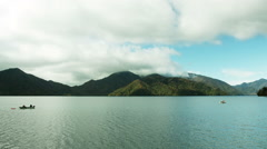 Lake Tyuzenji color graded Full HD (1920x1080) Stock Footage