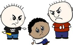 Racism Stock Illustration