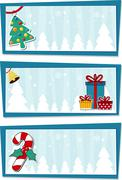 Christmas backgrounds for your designs Piirros