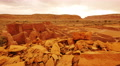 4K Chaco Culture 17 Pueblo Bonito Native American Ruins Raining 4k or 4k+ Resolution