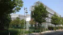 Friedrich Ebert Stiftung, Berlin Stock Footage