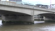 Stock Video Footage of London Bridge
